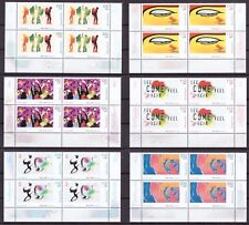 AM0210) Germany 2000 Mi. 2117-2122 in block of four MNH, semi-postal youth