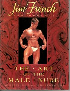 COLT Studio Presents - The Art of Jim French 1992 - 105 Pages