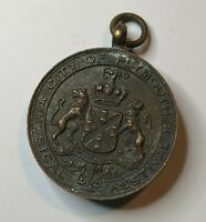City Of Plymouth Musical festival Medal 1937 2.9 cm's