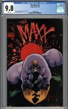 The Maxx #1 CGC 9.8 NM/MT WHITE PAGES