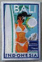 Indonesia bali souvenir patch embroidered envio free
