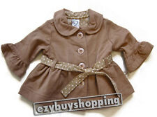 Polyester Winter Baby Girls' Outerwear