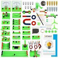 STEM Physics Electric Circuit Learning Starter Kit, Science Lab Basic