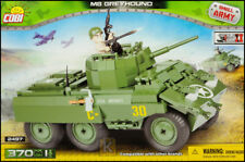 COBI M8 Greyhound (2497) - 370 elem. - WWII US armored car