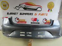 2008 - 2012 GENUINE SEAT IBIZA REAR BUMPER 5 DOOR P/N: 6J4807421