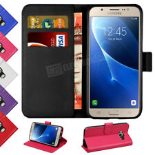 Case Cover For Samsung Galaxy J3 2016 J5 2017 Magnetic Flip Leather Wallet Stand