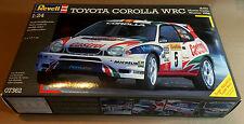 REVELL 07362 - 1/24 TOYOTA COROLLA WRC MONTECARLO 1998  - NUOVO