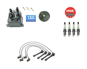 1996-2000 Honda Civic 1.6L CX - DX - LX - EX Tune Up Kit (NGK V-Power Plugs)