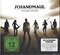 SCHANDMAUL / TRAUMTÄNZER * NEW CD+DVD DIGIPACK 2011 * NEU *