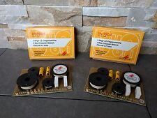 Lot de 2 filtres HP à 3 voies, MONACOR DN-5BC/4 - 100W Max - 4 Ohm