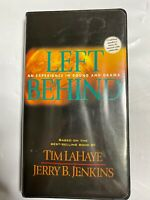 Left Behind An Experience Of Sound And Drama 3 Cassette Lahaye Jenkins