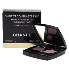 Chanel Ombres Contraste Duo Eyeshadow Duo #40 Misty