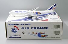 Air France B747-400 World Cup Reg: F-GEXA JC Wings Scale 1:200 Diecast XX2193