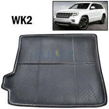 Rear Trunk Tray Boot Cargo Mat Liner Floor For Jeep Grand Cherokee WK2 2011-2017