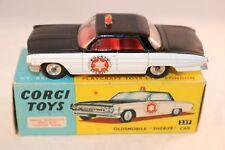 "Corgi Toys 237 Oldsmobile ""Sheriff"" Car 99,9% mint in box"