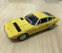 LEO 1:43 MASERATI Khamsin Alloy Static  Toy Car Model Boys Toys Gift