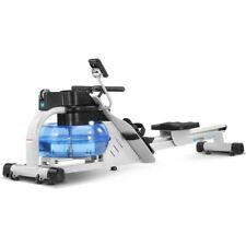 Lifespan ROWER-810 Water Resistance Rowing Machine Gym Exercise Equipment