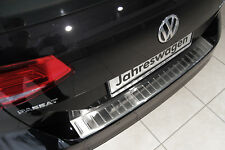 Protección Parachoques de acero inoxidable para VW PASSAT 3g B8 Variante