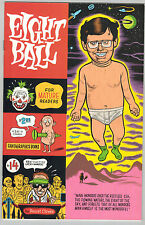 Eightball #14 (Fantagraphics 1995) Daniel Clowes The Lucky Number! Man Wonders..