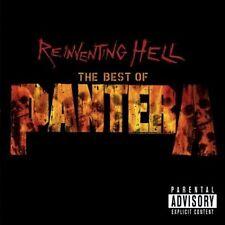Pantera - Reinventing Hell - Best of Pantera [New CD]