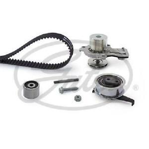 Original GATES Water Pump + Timing Belt Kit KP25678XS for Audi Seat Skoda VW
