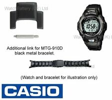 Genuine Casio Watch Link and pin for MTG-910D Casio Watch Bracelet