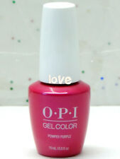 OPI GelColor New Gel Nail Polish Soak-Off C09- Pompeii Purple