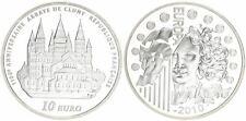Frankreich 10 Euro 2010  Abtei Cluny    PP in Kapsel   (41661)