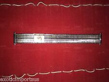 16mm Universal Watch Band Stainless Steel Stretch New Silver Color