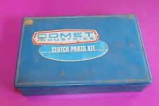 Comet Clutch Parts Kit in Case. Has 20 assorted rotors & 9 Shoes