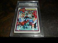 1979 TOPPS #285 CRAIG MORTON DENVER BRONCOS AUTO FOOTBALL CARD PSA/DNA