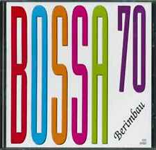 Bossa 70 BERIMBAU plus bonus tracks Brazil Latin jazz rock funk fusion CD
