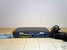 Cisco 878-sec-k9 G. SHDSL Router with Security Plus Feature Set SDSL DSL