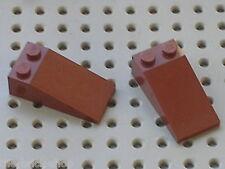 LEGO Star Wars RedBrown Slope brick ref 30363 /set 7752 10144 7662 6210 7041 ...