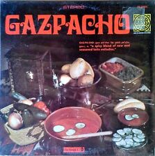 BRASS RING - GAZPACHO - DUNHILL LP - STILL SEALED