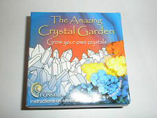 The amazing crystal garden. Grow your own crystals Stocking filler