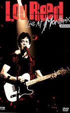 Lou Reed - Live at Montreux 2000 (DVD, 2005) New Sealed