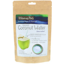 Instant Coconut Water Powder, Freeze Dried, 4 oz (113.4 g) - Wilderness Poets