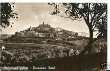 lz 43 1938 Palombara Sabina (Roma) Panorama nord- viagg FP Ed.Alterocca Terni