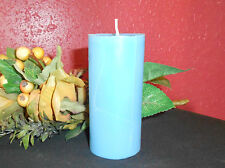 One, Eight oz. 7-Up Pound Cake Scented Soy Pillar Candle, Centerpiece, Home Deco