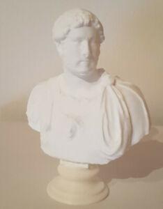 Hadrian Bust - Büste ca. 15cm aus Kunststoff | Publius Aelius Hadrianus Kaiser