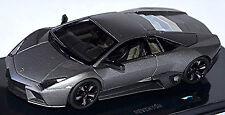Lamborghini Reventon 2007-09 matt grau grey metallic 1:43 Hot Wheels Elite