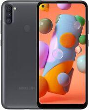 OB Samsung Galaxy A11(SM-A115A or SM-A115AZ) 32 GB Black Network Locked