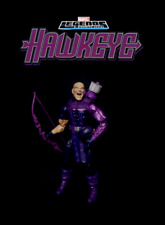 "Marvel Legends Odin Wave: HAWKEYE (Bullseye) ML 6"" Dark Avengers Comics Figure"
