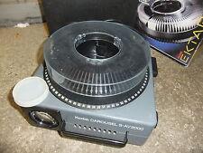 Slide projector KODAK S-AV 2000 70-120mm lens 80 slide CAROUSEL +case