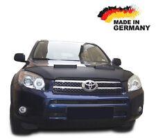 Haubenbra Toyota RAV 4 Steinschlagschutz Car Bra Tuning Hood Cover Black Bull