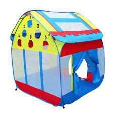 Kids Playhouse Play Tent Indoor Outdoor Games for Girls Boys Birthday Gift