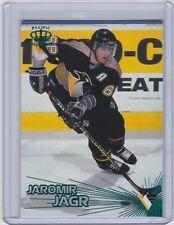 Jaromir Jagr Pittsburgh Penguins Hockey Trading Cards for