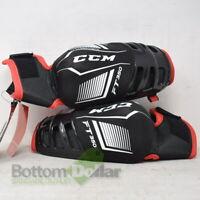 CCM Jetspeed EP350 FT350 Level 3 Hockey Elbow Pads Black/Red (SR M)