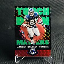 2020 NFL Mosaic LaDainian Tomlinson Touch Down Masters Green